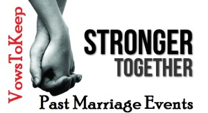 Past Marriage Conferences